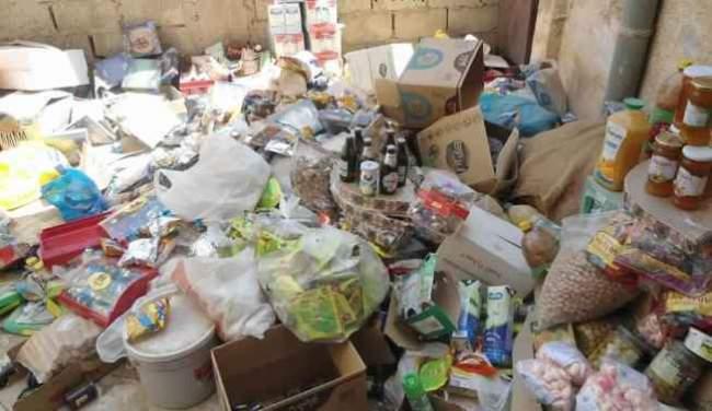 قبل أسابيع من رمضان.. مكتب السلامة 859 طنا من المنتجات الغذائية الفاسدة