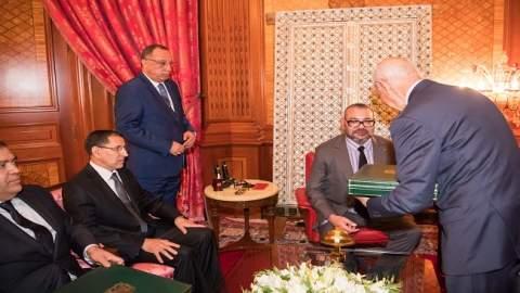 برئاسة الملك..المجلس الوزاراي يصادق على قرارات وتعيينات جديدة