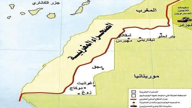 """الجدار الرملي..السلاح """"النوعي"""" للمغرب في الحرب"""