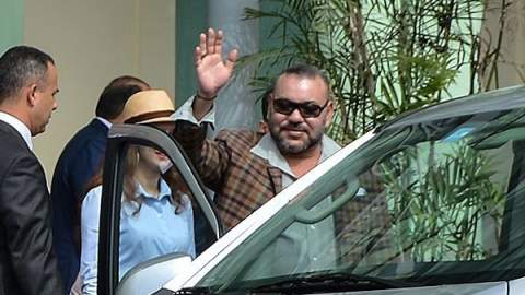 الملك محمد السادس يهنئ رئيس كوبا الجديد