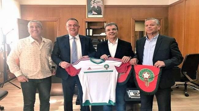 """وزير الرياضة التونسي السابق سفيرا لملف المغرب """"موروكو 2026"""""""