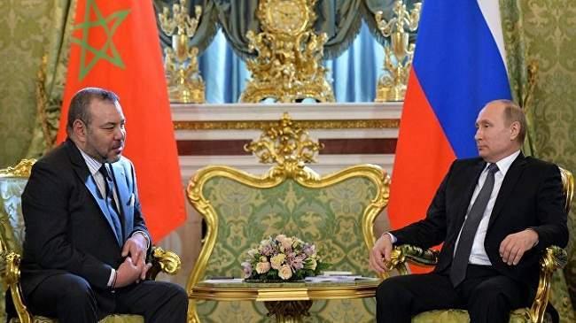 عكس المتوقع.. روسيا تصدم المغرب رياضيا بعدما وقفت في وجهه سياسيا