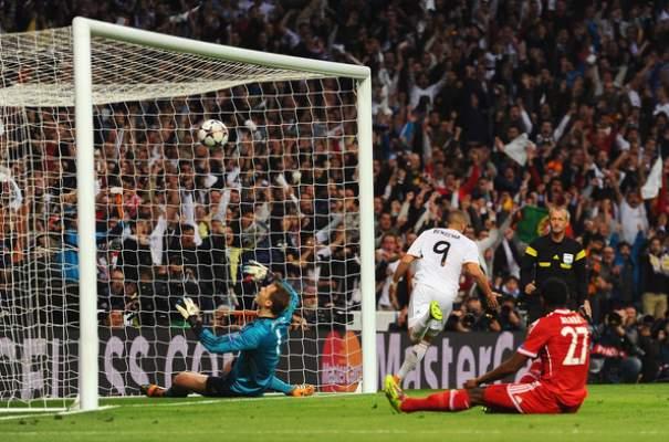 شاهد بالفيديو..ريال مدريد يطيح ببايرن ميونيخ ويتأهل إلى نهائي دوري أبطال أوروبا