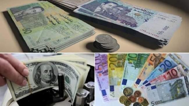 بعد أشهر من التعويم.. هذه أسعار صرف العملات الأجنبية مقابل الدرهم