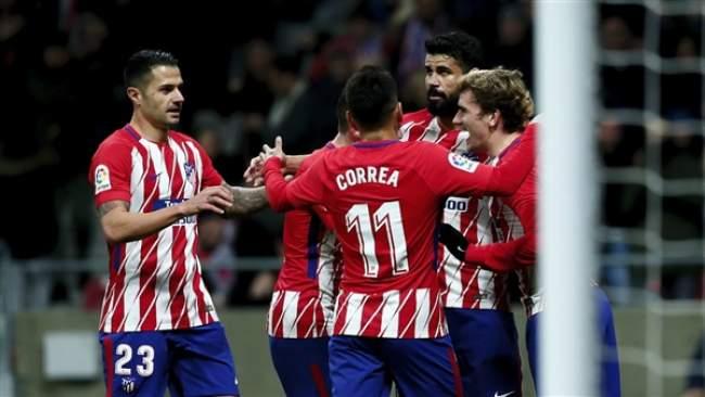 فيديو.. أتلتيكو مدريد يتأهل لنهائى الدوري الأوربي على حساب أرسنال