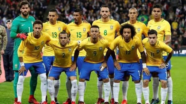 قائمة البرازيل لمونديال 2018 وهذا مصير نيمار
