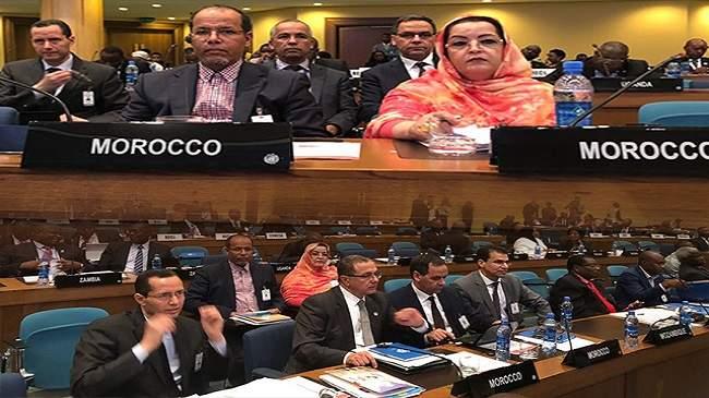 المغرب يواجه البوليساريو في معركة اقتصادية ساخنة بأديس أبابا