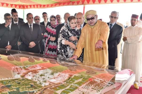آخر التطورات حول المشروع الضخم الذي أطلقه الملك في الصحراء المغربية