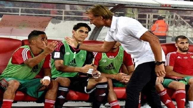عودة كارسيلا وغياب أزارو..رونار يعلن لائحة 26 لاعبا استعدادا للمونديال