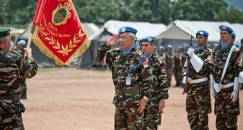المغرب يحتل مراكز متقدمة ضمن المساهمين في عمليات حفظ السلام