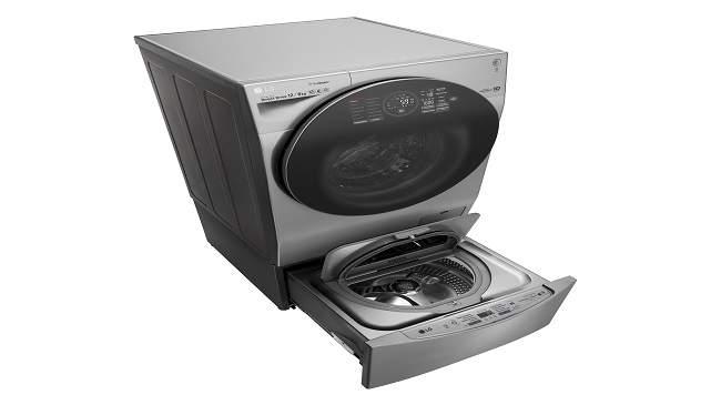 غسالة TWINWash ™ : سهولة في الاستعمال و فعالية في الغسل