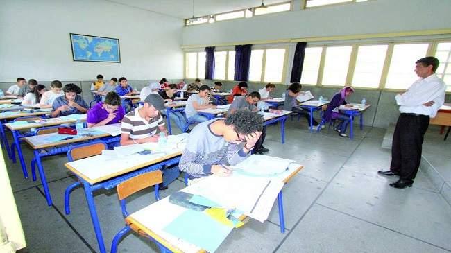 751 حالة غش حصيلة اليوم الأول من امتحانات الباكالوريا