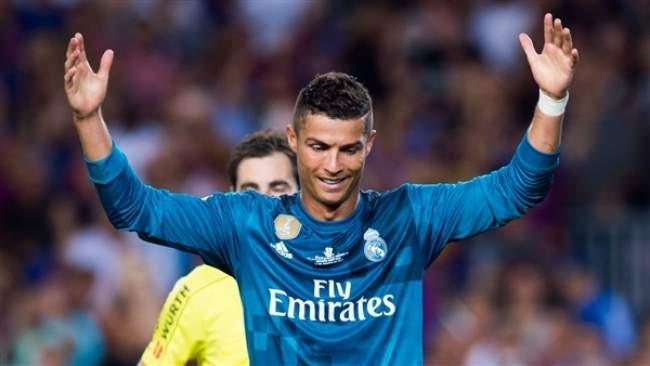 رونالدو يرحل عن ريال مدريد