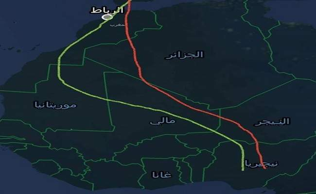 مشروع نقل الغاز بين نيجيريا والمغرب يمر إلى السرعة القصوى
