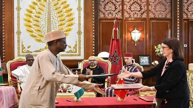 صحيفة لندنية: أنبوب الغاز مع نيجيريا خطوة كبيرة لتعزيز نفوذ المغرب في إفريقيا