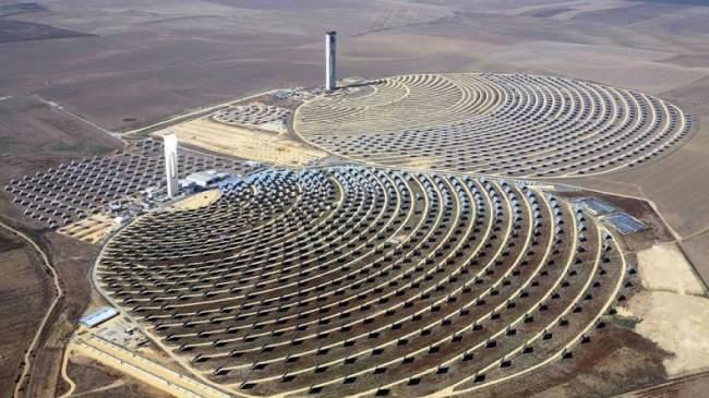 تمويل إضافي للمغرب لإنشاء مجمع ثان للطاقة الشمسية