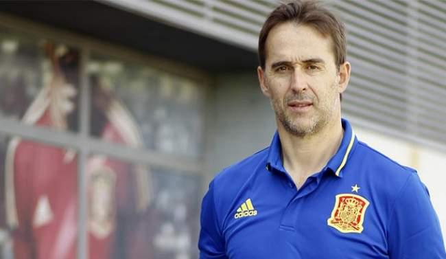 إقالة مدرب المنتخب الإسباني قبل يوم من كأس العالم