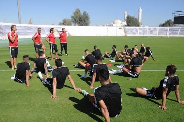 أجواء تداريب المنتخب المغربي بعد إعلان مستضيف كأس العالم 2026