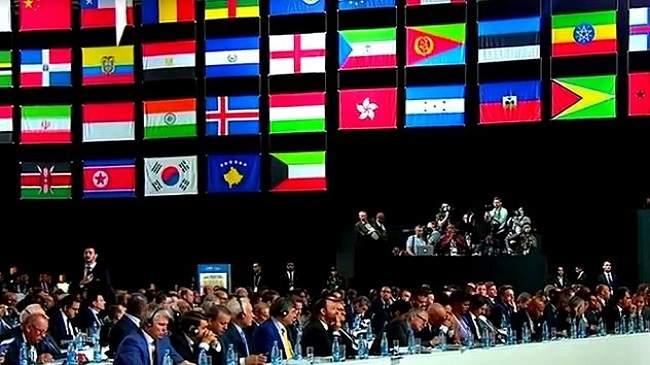 عجيب.. سفير الملف المغربي يصوت للملف الأمريكي المشترك