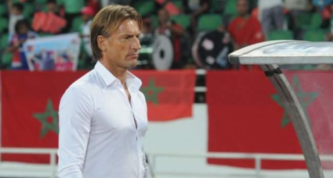 رونار يدلي برأيه بصراحة بعد الهزيمة المفاجئة أمام إيران في مونديال روسيا