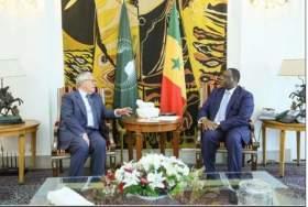 الرئيس السنغالي يزور هذه المدينة المغربية بعد حضور مباراة بلاده في المونديال