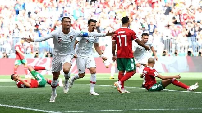 رونار: يشكك في صحة هدف البرتغالي رونالدو