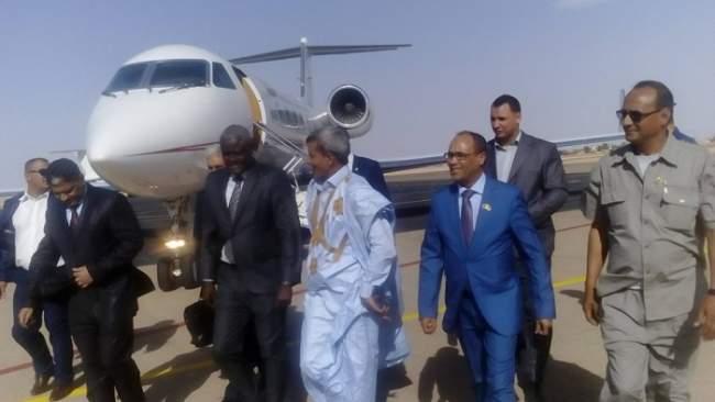 البوليساريو تفشل في استضافة رئيس مفوضية الاتحاد الإفريقي في المنطقة العازلة