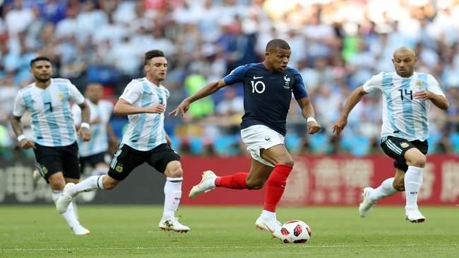نجم أرجنتيني يعلن اعتزاله مباشرة بعد الإقصاء أمام فرنسا