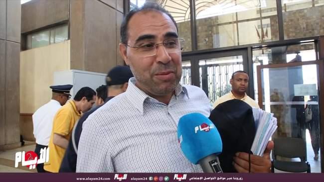 المروري: أغلب دفاع الطرف المدني ماحضرش فجلسة بوعشرين