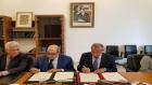 إتفاقية تعاون بين المكتبة الوطنية ومجلس النواب للعمل التوثيقي المشترك