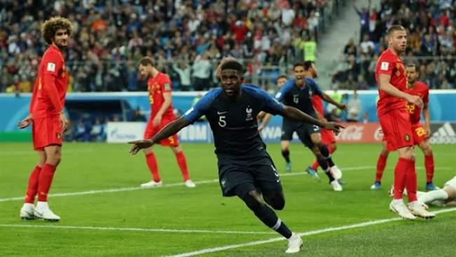 تأهل فرنسا للنهاية.. رقصة اومتيتي بعد الهدف تشعل مواقع التواصل - فيديو