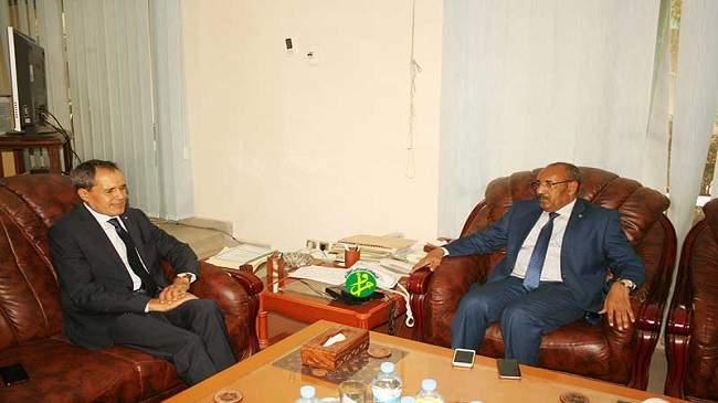 """رغم الاستقبال """"البارد"""" لبوريطة..الدبلوماسية المغربية تتحرك في موريتانيا"""