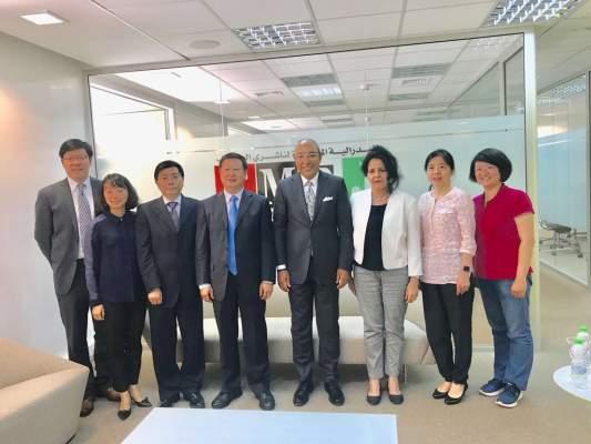 طريق الحرير تقود الصحافيين الصينيين إلى فيدرالية الناشرين