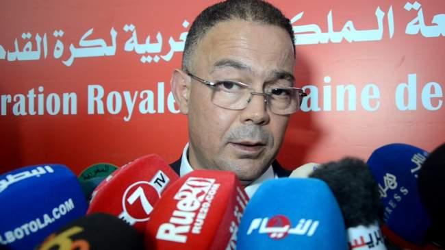 لقجع يعلن عن موعد الجمع العام للجامعة
