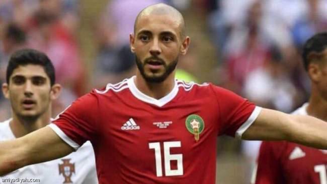 رسميا..فريق سعودي يخطف خدمات نجم المنتخب المغربي أمرابط