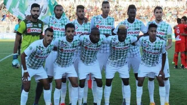 الدفاع الحسني الجديدي ينهزم أمام مضيفه وفاق سطيف الجزائري بهدفين لواحد