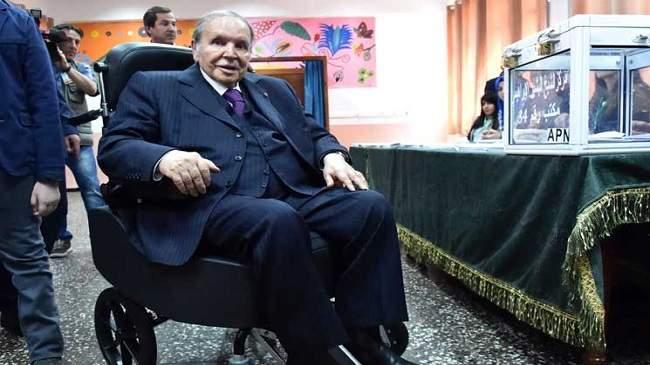 حزب جزائري معارض يطلب تدخل الجيش لإنهاء حكم بوتفليقة