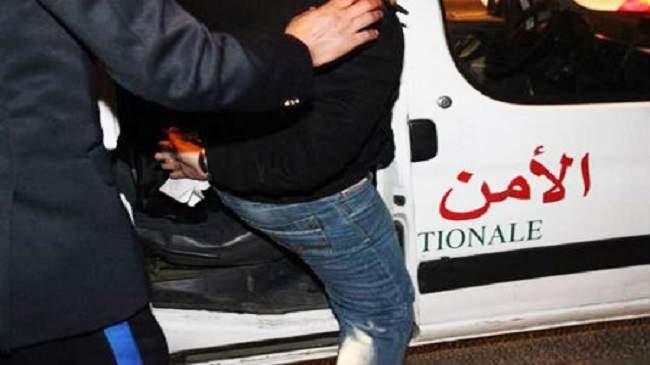 اعترض طريقها واقتادها بالقوة..الأمن يعتقل شخصا هتك عرض سيدة في مراكش