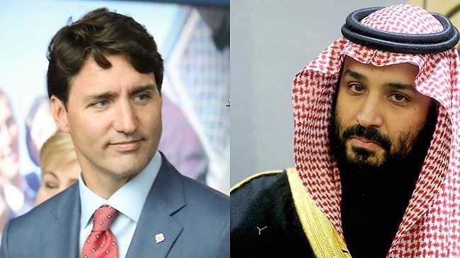 توتر خطير..السعودية تطرد السفير الكندي لهذه الأسباب