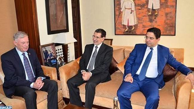 كوهلر وأعضاء مجلس الأمن مرتاحون لزيارته إلى الصحراء المغربية