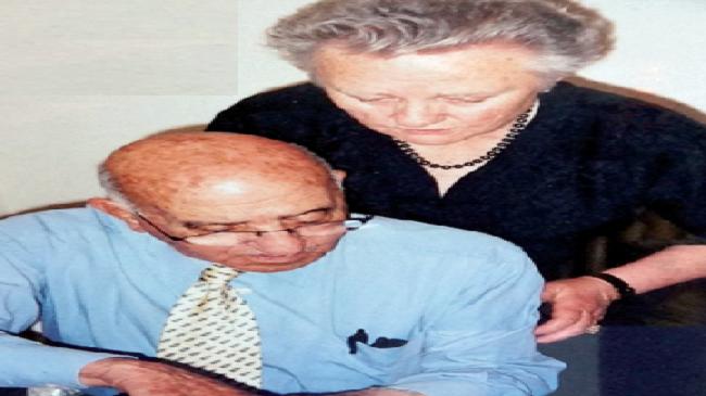 أرملة امجيد قبل وفاتها: كان يتم استنطاقي في مقر الأمن بسبب مواقفه