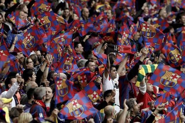 مشجعو برشلونة يصدمون البوليساريو بهذا القرار