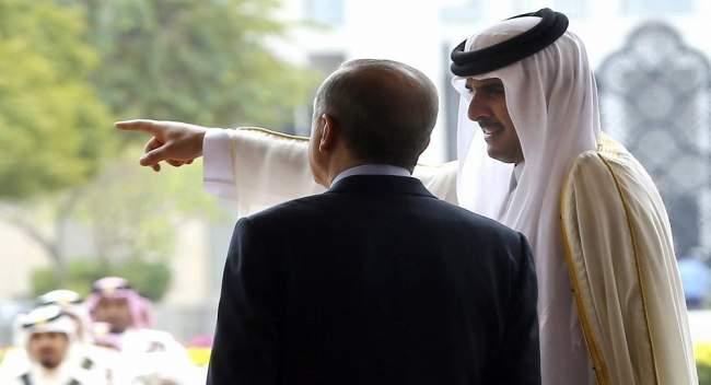 """بعد تقرير """"الصدمة""""... أمير قطر في تركيا للقاء أردوغان"""