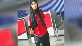 """""""أخبرتهم أنها غير راضية على حياتها في المغرب""""..معطيات جديدة عن """"حريك"""" لاعبة المنتخب"""