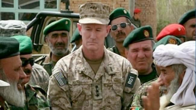 وجه انتقادات لاذعة لترامب .. استقالة قائد عسكري أمريكي أشرف على اغتيال بن لادن