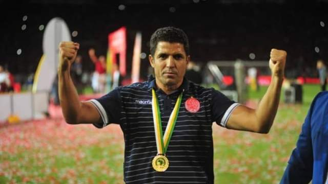 أبرز ما قاله المدرب حسين عموتة بعد فوز الرجاء الرياضي على كارا برازافيل خارج المغرب