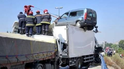 حرب الطرق في المغرب تسقط 25 قتيلا و1632 جريحا في أسبوع واحد