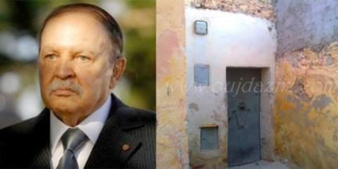منزل بوتفليقة آيل للسقوط بمدينة وجدة ورئيس البلدية يستقبل القنصل العام الجزائري