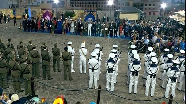 """احتفالا بـ""""احتلال مليلية"""".. مدريد تستفز الرباط باستعراض عسكري"""