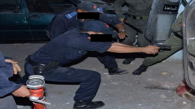 """تفاصيل مقتل """"شخص خطير"""" برصاص الأمن في مكناس"""